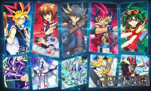 YuGiOh-Protagonists